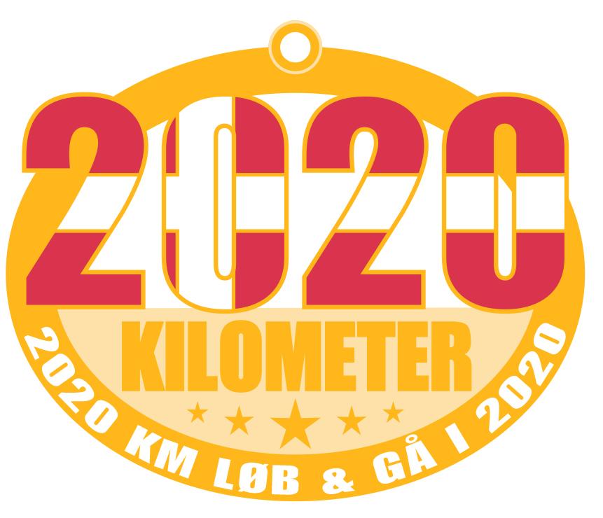 2020 km i 2020 - DK